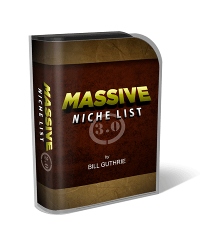 massive niche list box